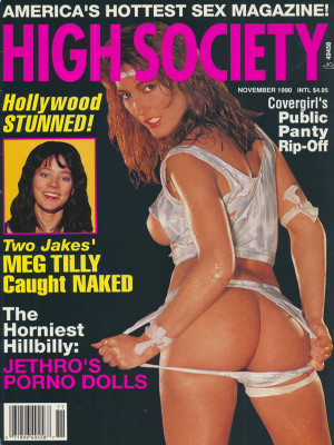 High Society - November 1990