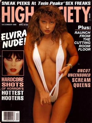 High Society - December 1990