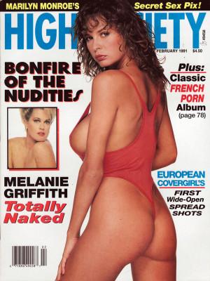 High Society - February 1991