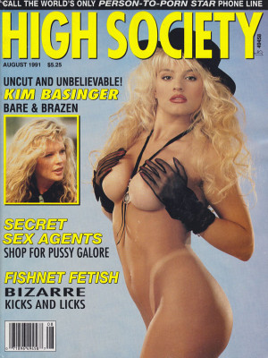 High Society - August 1991