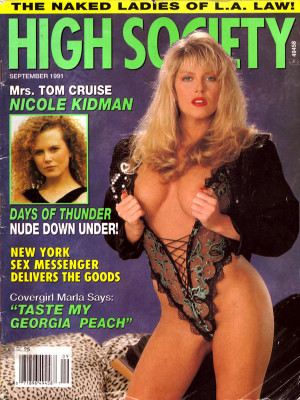 High Society - September 1991