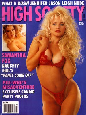 High Society - December 1991