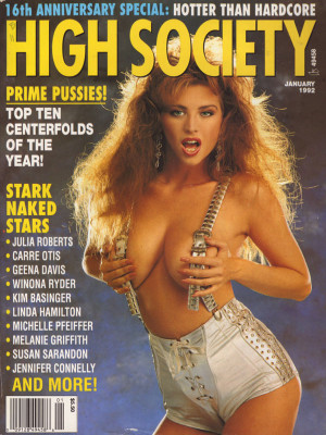 High Society - January 1992