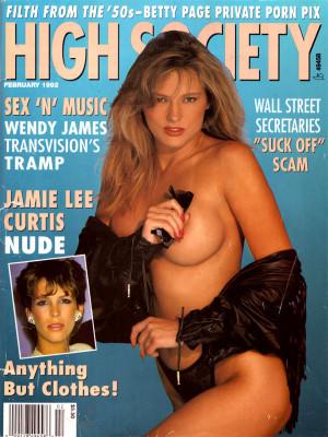 High Society - February 1992