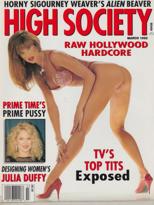 High Society - March 1992