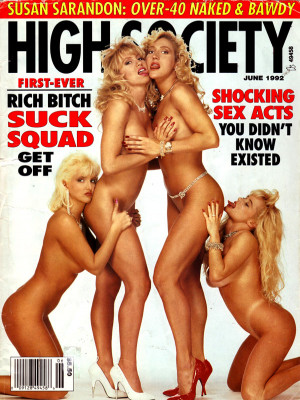 High Society - June 1992