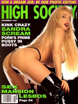 High Society - November 1992