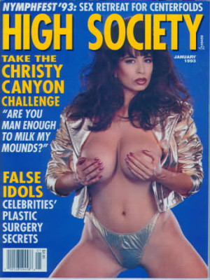 High Society - January 1993