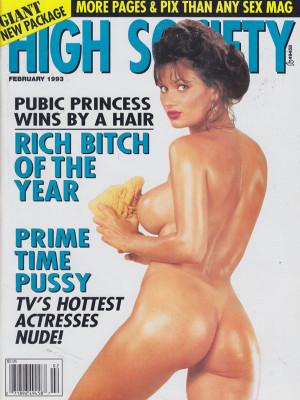 High Society - February 1993