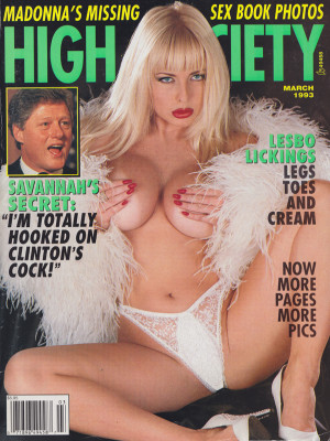 High Society - March 1993
