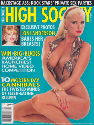 High Society - April 1994