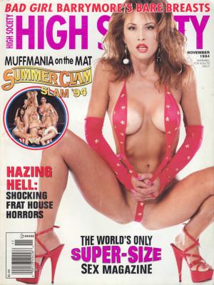 High Society - November 1994