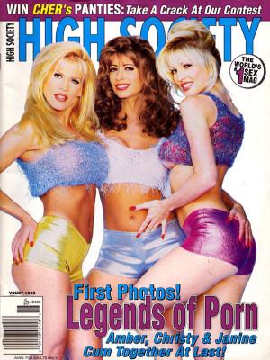 High Society - August 1995