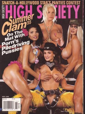 High Society - November 1995