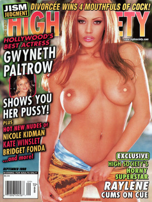 High Society - September 1999