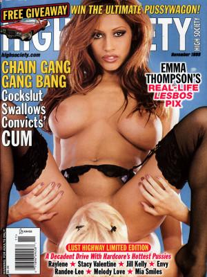 High Society - November 1999