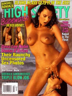 High Society - February 2000