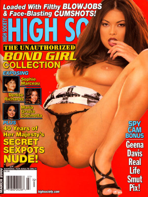 High Society - March 2000