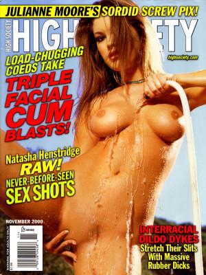 High Society - November 2000