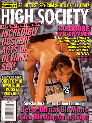 High Society - May 2001