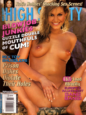 High Society - November 2001