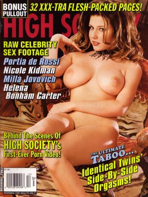 High Society - December 2002
