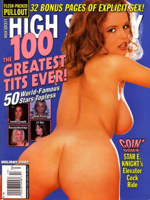 High Society - Holiday 2002