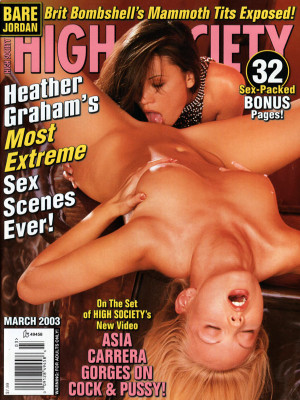High Society - March 2003