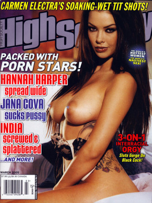 High Society - March 2005