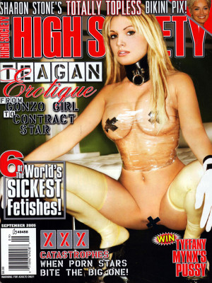 High Society - September 2005