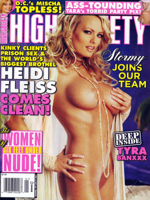 High Society - January 2006