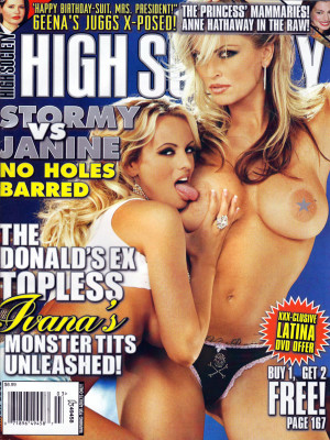 High Society - March 2006