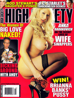 High Society - October 2006