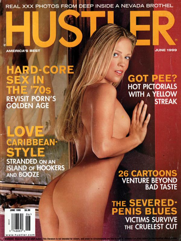 Hustler Pictorials Archive