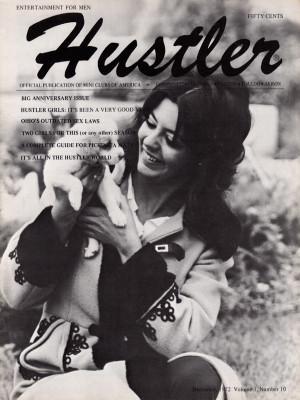 Hustler - December 1972