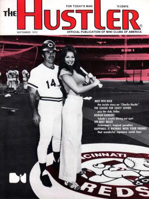 Hustler - September 1973