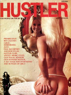 Hustler - July 1974