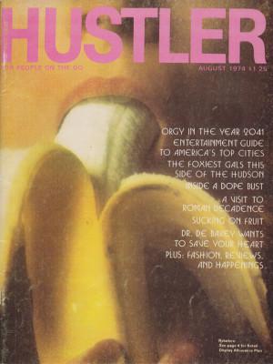Hustler - August 1974