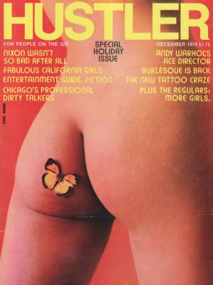 Hustler - December 1974