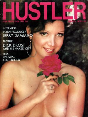 Hustler - March 1975