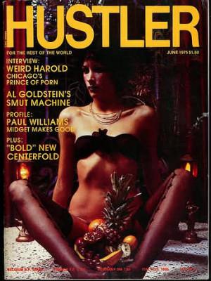 Hustler - June 1975