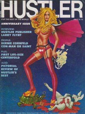 Hustler - July 1975
