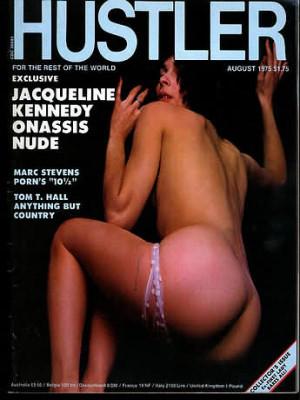 Hustler - August 1975