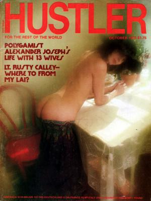 Hustler - October 1975