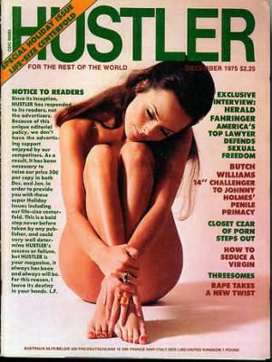 Hustler - December 1975