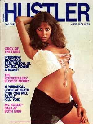 Hustler - June 1976