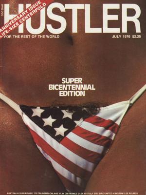Hustler - July 1976