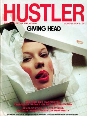 Hustler - August 1976