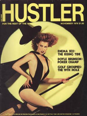 Hustler - November 1976