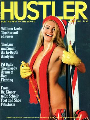 Hustler - March 1977